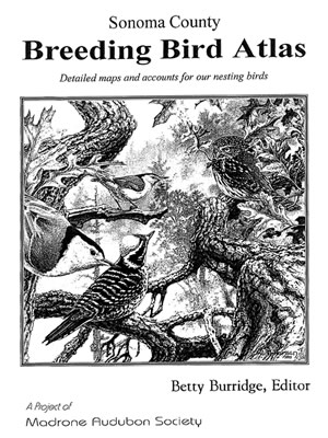 Sonoma County Breeding Bird Atlas